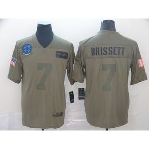 Indianapolis Colts Jacoby Brissett Jersey